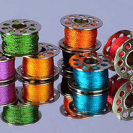 Little bobbins by Rakesh Syal - Artistic Objects Other Objects (  )
