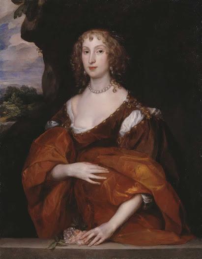Dyck Anthony van, Mary Hill