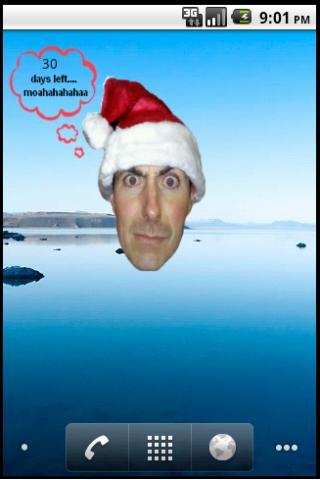 布林先生聖誕倒計時