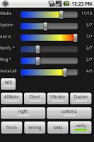 Screenshot of volumer Pro