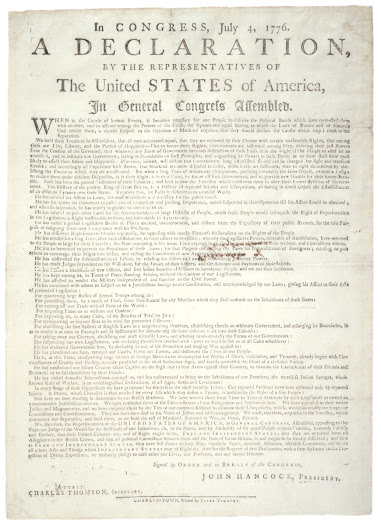 "Lincoln's lifelong opposition to slavery was deeply rooted in his experiences, as well as his understanding of the <a href=""https://www.gilderlehrman.org/history-by-era/war-for-independence/resources/declaration-independence-1776"">Declaration of Independence</a>, which outlines the inalienable rights of Americans: life, liberty, and the pursuit of happiness."