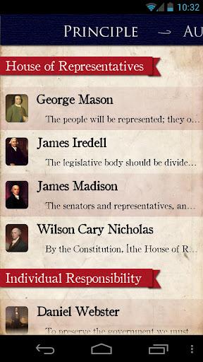 Constitutional Sense