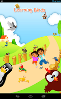 Screenshot of Learning Birds