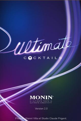 MONIN Ultimate Cocktails