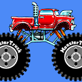 Download Fun Monster Truck Race 2 APK on PC