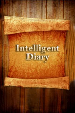 Intelligent Diary