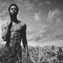 by Chelsea Yarger - People Portraits of Men