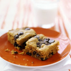 Pumpkin-Chocolate-Chip Squares
