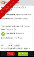 Screenshot of History of Incredible India!