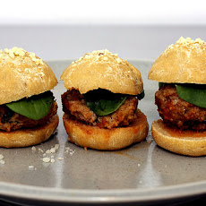 Joey Campanaro's Meatball Sliders