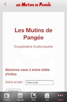 Screenshot of Les Mutins de Pangée
