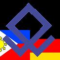 German Filipino Dictionary icon
