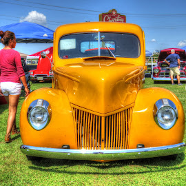 by Steve Tharp - Transportation Automobiles