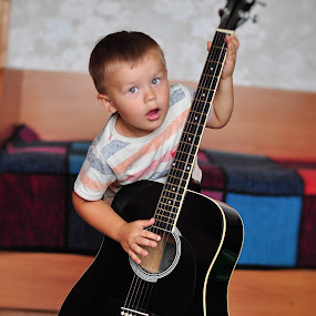 I play for you by Irena Gedgaudiene - Babies & Children Toddlers ( nikon d90,  )
