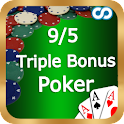 9/5 Triple Bonus Poker icon