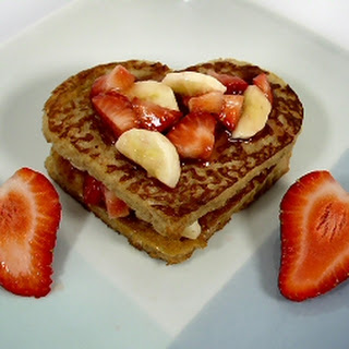 Fruit-Stuffed French Toast
