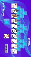Screenshot of Speed Solitaire