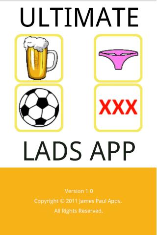 The Ultimate Mans App