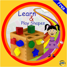 Learn Shapes For Toddlers Free