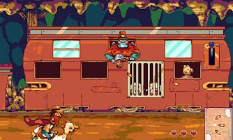 Screenshot of The Chicken Bandit