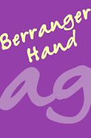 Screenshot of Berranger Hand FlipFont