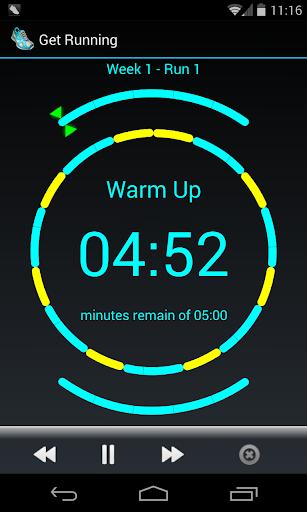 Get Running - screenshot