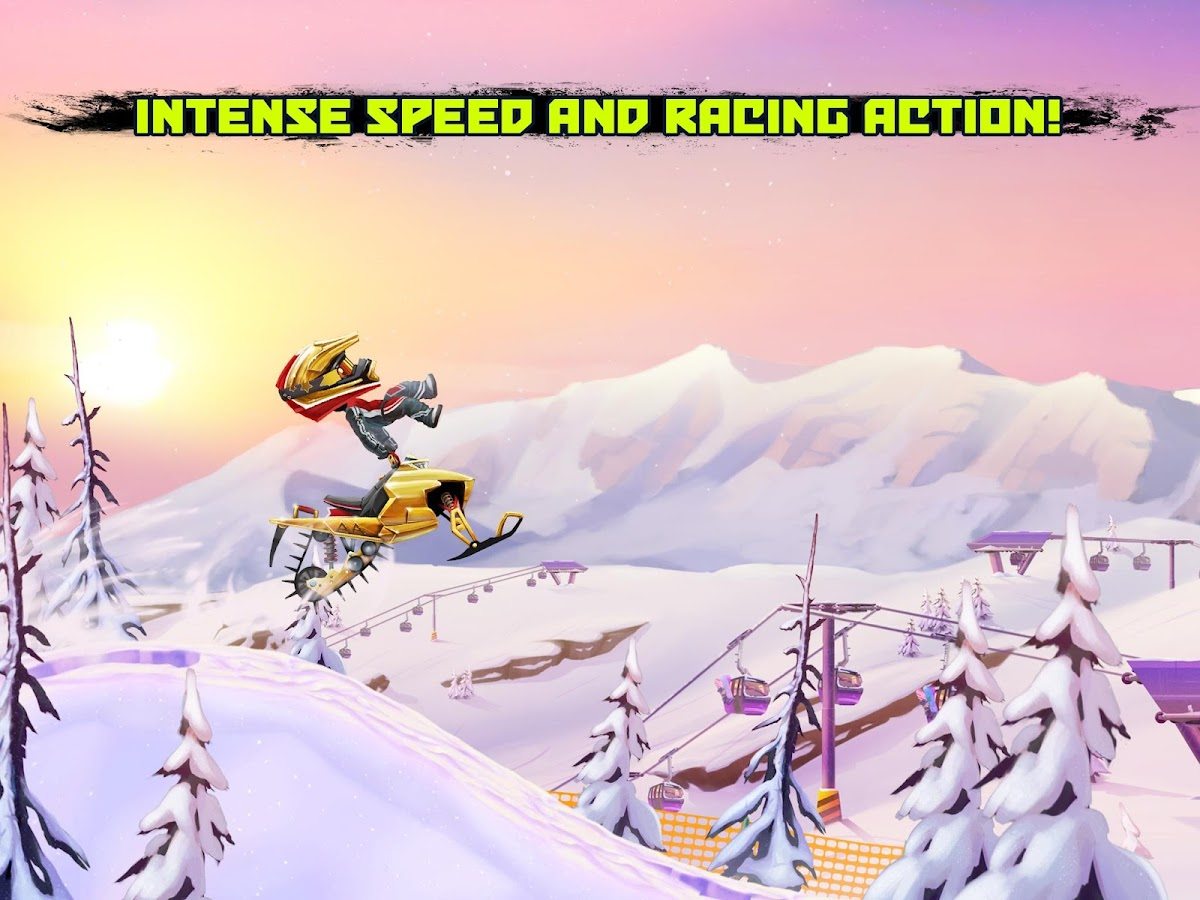 Sled Mayhem Screenshot 6