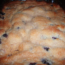 Incredible Blueberry Tea Cake