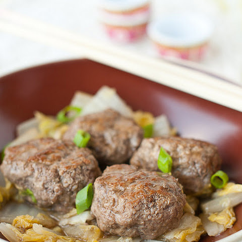 Chinese Style Stewed Meatballs