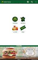 Screenshot of McDo France