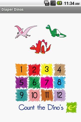 【免費教育App】Diaper Dino's-APP點子