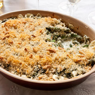 Herbed Green Bean Casserole