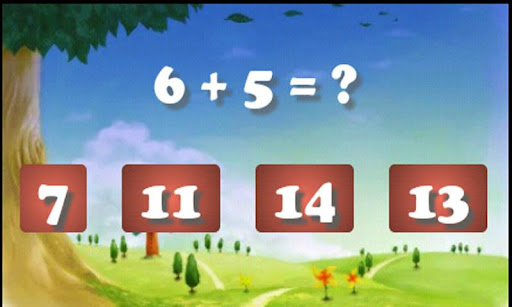 【免費教育App】Math for kids Free-APP點子