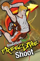Screenshot of Basketball FreeStyle Shoot