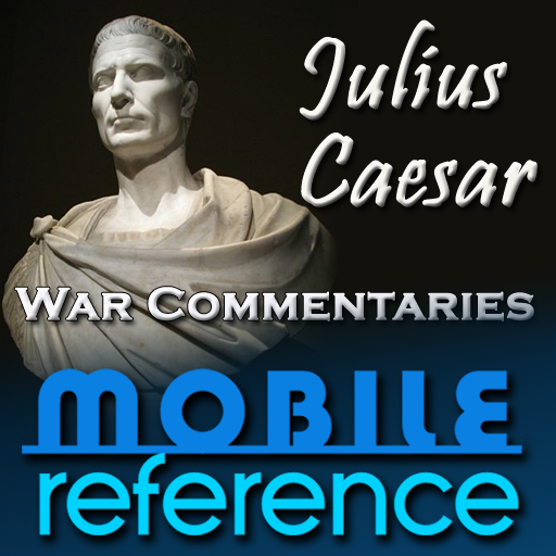 Julius Caesar:War Commentaries 書籍 App LOGO-APP試玩