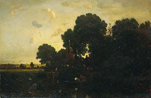 RIJKS: Théodore Rousseau: painting 1867