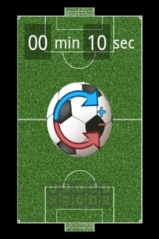 change goalkeeper