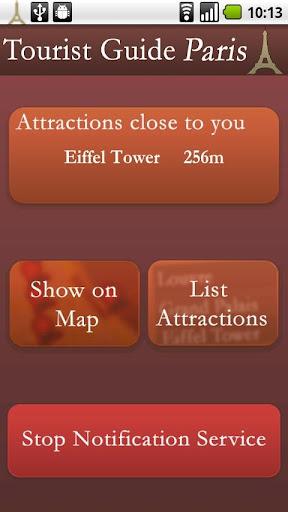 Tourist Guide Paris Pro