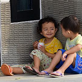 dedek by AbngFaisal Ami - Babies & Children Children Candids