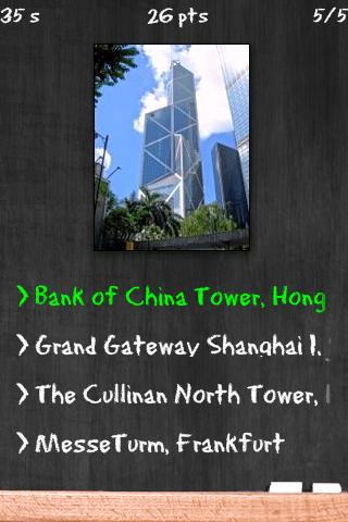 Tallest Buildings Quiz