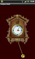 Screenshot of Cuckoo Clock Widget