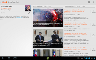 Screenshot of Le Plus -Le Nouvel Observateur