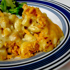 Basic Baked Mac and Cheese