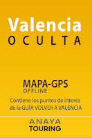 Screenshot of Valencia Oculta