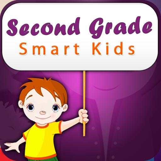 Second Grade 教育 App LOGO-APP開箱王