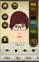 Screenshot of Face Creator