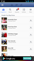 Screenshot of Fast FB for Facebook