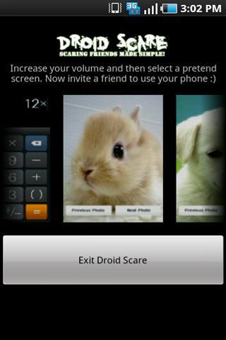 Droid Scare Pro On Sale