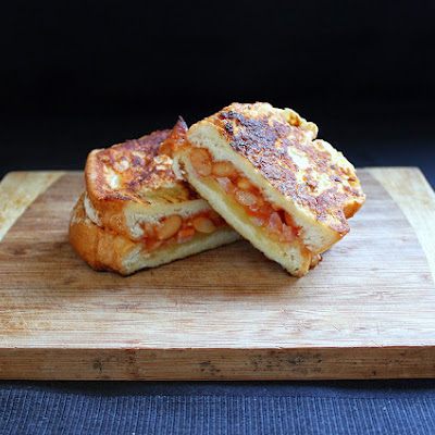 Baked Bean French Toast