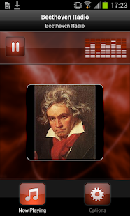 Beethoven Radio - screenshot